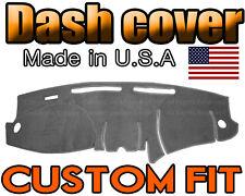 Fits 2000-2003 NISSAN  SENTRA  DASH COVER MAT  DASHBOARD PAD  / CHARCOAL GREY
