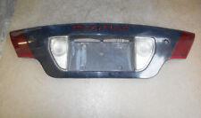 96-99 Pontiac Sunfire Rear Trunk Reflector Panel 16520138 Black