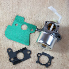 698055 Carburetor FIT Briggs & Stratton Snowblower With Mounting Gaskets Carb