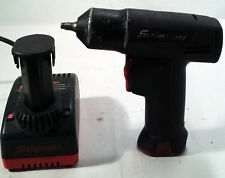 """Snap On Tools 3/8"""" Drive 7.2v Cordless Impact Wrench CT661 w/ BATTERY & CHARGER"""