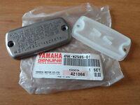 NOS OEM Yamaha Reservoir Cap Set 2000-2006 XVZ1300 ZV1600 XV1600 4NK-W2585-01