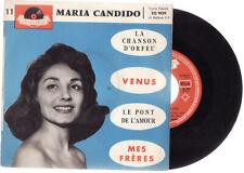 EP MARIA CANDIDO-VEBUS-POLYDOR 20909-FRENCH