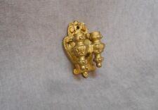 1900s Antique French Bronze Bracket Support