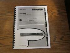 zc in manuals resources ebay rh ebay ca Magnavox HDTV Manual Magnavox 15MF605T 17 Manual
