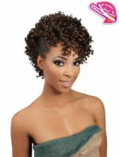 """EVE HAIR CLEVERGIRL VERTICAL WIG (VW-LOUISE ) SPIRAL CURL MOHAWK .""""NEW"""""""