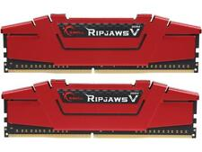 G.SKILL Ripjaws V 16GB (2 x 8GB) DDR4 3200 (PC4 25600) Memory F4-3200C16D-16GVRB