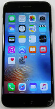 Apple iPhone 6 64GB Space Gray AT&T - Clean ID/ IMEI - Working - Cracked - Read