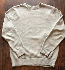 St Johns Bay Mens Medium Sweater 100% Cotton
