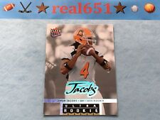 2006 Ultra Platinum Medallion #251 OMAR JACOBS Rookie /99 Steelers Bowling Green