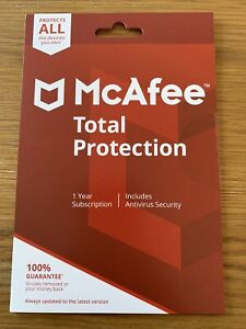 McAfee Total Protection for ALL your PCs & Laptops
