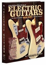 Blue Book of Electric Guitars, Fjestad, Zachary R., Good Book