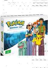 POKEMON : SEASON 1 & 2 limited edition Box Set -  DVD - Region 4 Only