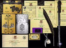 Harry Potter Hogwarts Personalise UNIQUE MAGIC GIFT SET Christmas Birthday