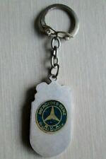 PORTE CLE - MERCEDES - SAINT CHRISTOPHE  keychain vintage kitsch 60's 70's ring