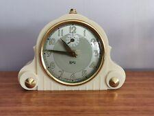 Réveil/Pendulette SMI  Art Deco Bakélite