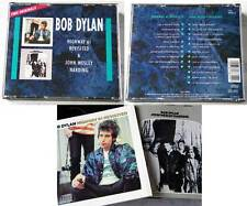BOB DYLAN Highway 61 / John Wesley... 1992 Sony 2-CD-Box TOP