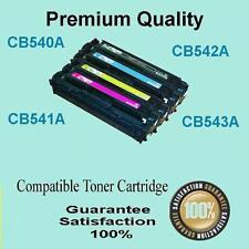 4 x CB540A CB541A CB542A CB543A Compatible for HP COLOR LASERJET CP1518NI CM1312