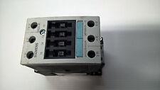 PLC SIEMENS SIRIUS  3RT1034-1AG20  AC-3 INPUT COIL 110VAC