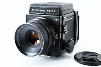 [Nr Mint] Mamiya RB67 Pro S w/ Sekor C 127mm F3.8 Lens 120 Film Back from JAPAN