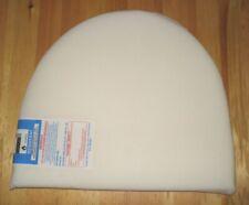 "Baby Half Moon Round Pillow Pram Crib Cot Bed Moses basket 35.5x31.5cm 12.5""x14"""