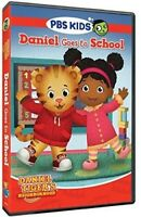 Daniel Tiger's Neighborhood: Daniel Goes to School [New DVD]