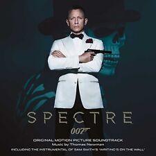 THOMAS NEWMAN - SPECTRE OST: CD ALBUM (23/10/2015)