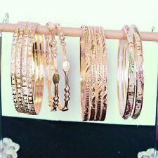 Yellow Gold Plated Beauty Costume Bracelets
