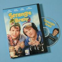 Strange Brew DVD - Bilingual - GUARANTEED