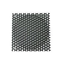 140mm Honeycomb Steel Mesh Fan Filter (Guard), Black