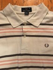 2007 Fred Perry Polo Shirt (Size XL)