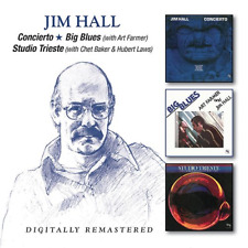 JIM HALL-CONCIERTO / BIG BLUES (WITH ART...-IMPORT 2 CD WITH JAPAN OBI F01