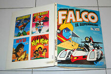 Cartonato FALCO IL SUPERBOLIDE Il Tv libro - Salani Junior 1980 OTTIMO