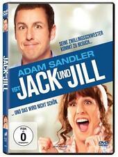 Jack und Jill - Adam Sandler - Katie Holmes - Al Pacino - DVD - OVP - NEU