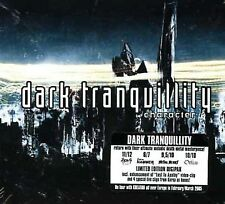 Character DARK TRANQUILLITY CD ( FREE SHIPPING )