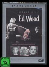 DVD ED WOOD - SPECIAL EDITION - JOHNNY DEPP (Regie: TIM BURTON) * NEU