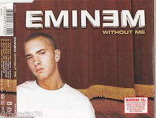 EMINEM Without Me CD Single