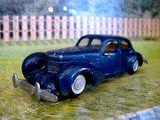 1/43 Unknown manufacturer  Handmade White Metal Model Car