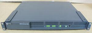 Mitel 3300 Universal ASU Analogue Services Unit, Networking