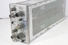 Tektronix 7A18A Dual Trace Amplifier Plug-in Module for Scope