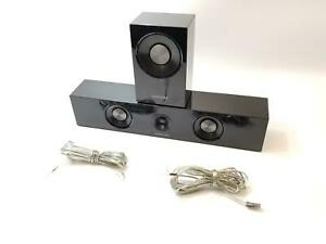 Samsung surround speakers, Center and rear PS-SC6730W, PS-CC6730W: