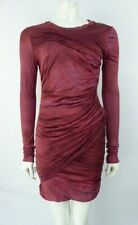 ISABEL MARANT Silk Tie Dye Effect Dress Size 36 UK 8