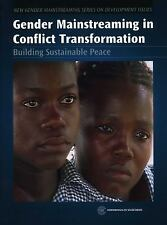 Gender Mainstreaming in Conflict Transformation: A Thousand Dialogues (Gender Ma