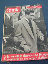 Détective 1962 819 SAINT-LOUP SEMOUSE HéNANBIHEN CLAIROIX CONCREMIERS ISSOUDUN B