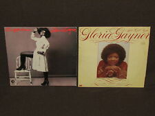 GLORIA GAYNOR 2 LP RECORD ALBUMS LOT COLLECTION I've Got You / Experience DISCO