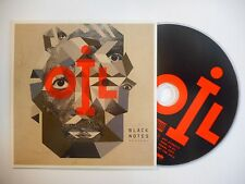DJ Oil - Black Notes ♦ CD ALBUM PORT GRATUIT ♦