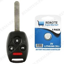 Replacement for 2006 2007 2008 2009 2010 2011 Honda Civic Ex Remote Car Key Fob