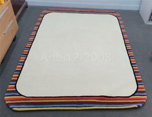 I2k Rug For Life 100% Handmade Handtufted NZ Wool 160cm x 230cm  (2953)