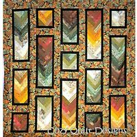 Autumn Braid - Cozy Quilt Designs Quilt Pattern