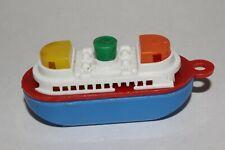 1950's Keychain Puzzle Cruise Ship, Original
