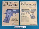 .45 Colt 1911/1911A1 Pistols Shop Manuals  Vol 1 and 2, Kuhnhausen NEWPrice Guides & Publications - 171192